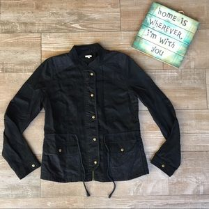 Rip Curl NWOT 🖤 Black Cargo Fashion Moto Jacket